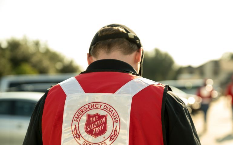 The Salvation Army Prepares for Impact of Hurricane Maria