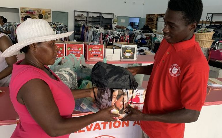 Salvation Army Deployed For 'Long-Haul' Hurricane Relief in Bahamas