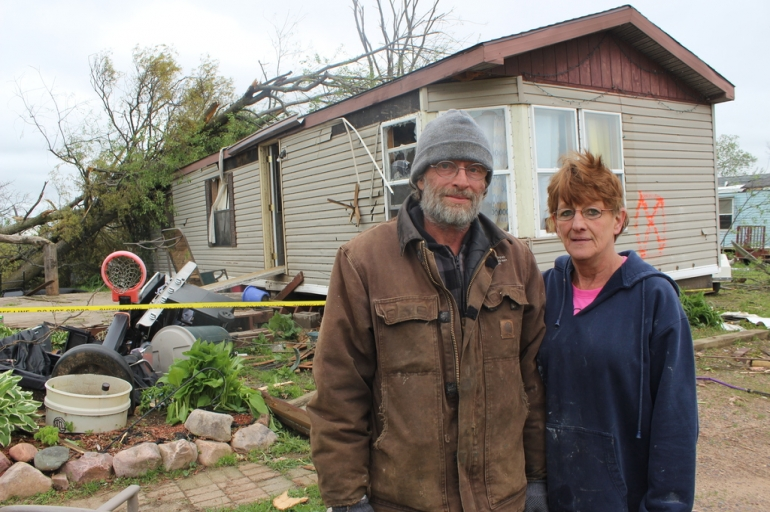 Tornado Survivor: With Anything Bad That Happens, Something Good Will Come Of It