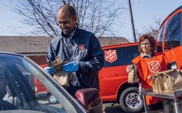 Chicago Designates Salvation Army as Lead Agency for Mass Care in Coronavirus Response