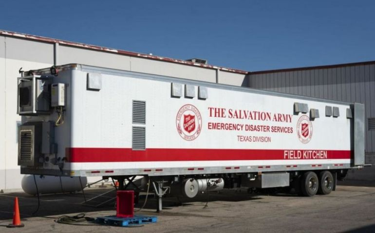 The Salvation Army Continues Compassionate Support in El Paso