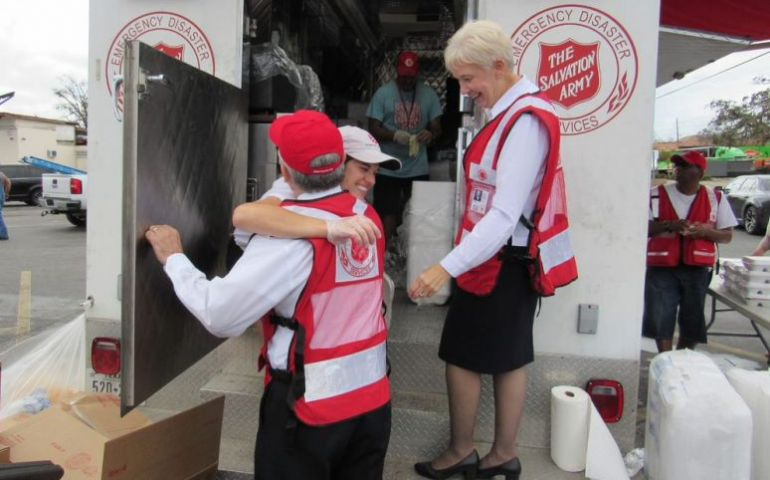 The Salvation Army of Florida Hurricane Michael Response Update