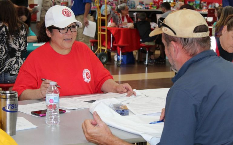 Salvation Army Participates in Multi-Agency Resource Centers in Northeast Oklahoma