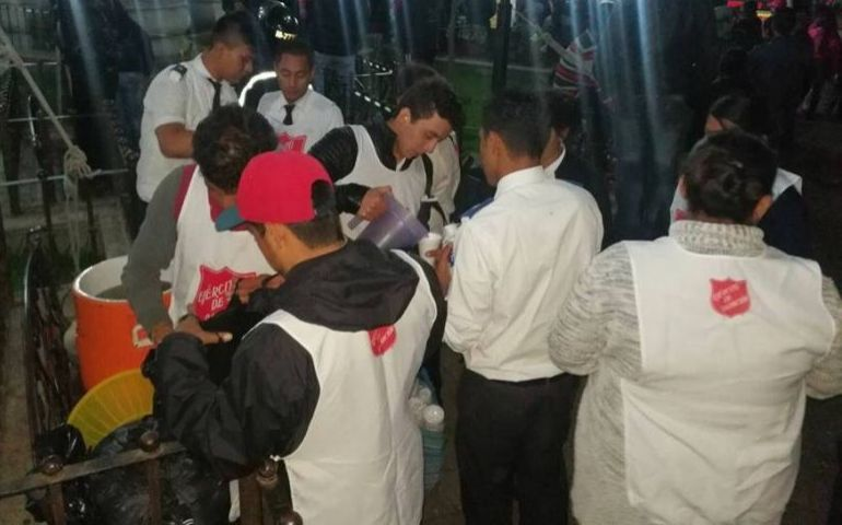 The Salvation Army Assists Volcano Survivors in Guatemala