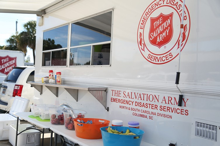Salvation Army Mobile Canteens � Hope on Wheels