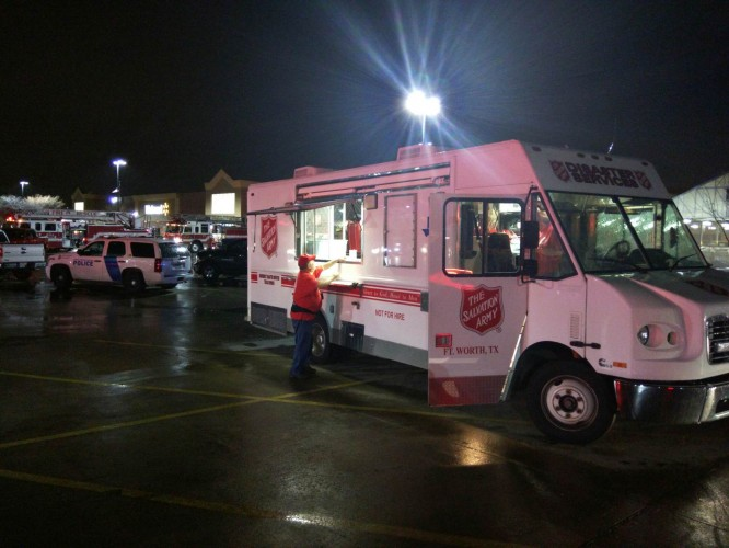 Christmas Storms Prompt Salvation Army Response Across North Texas