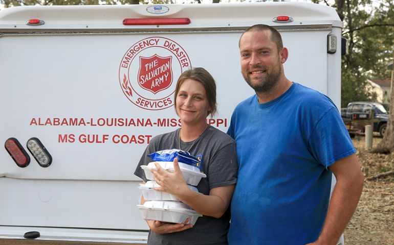 The Salvation Army Brings Help and Hope to Albany, GA Enclave
