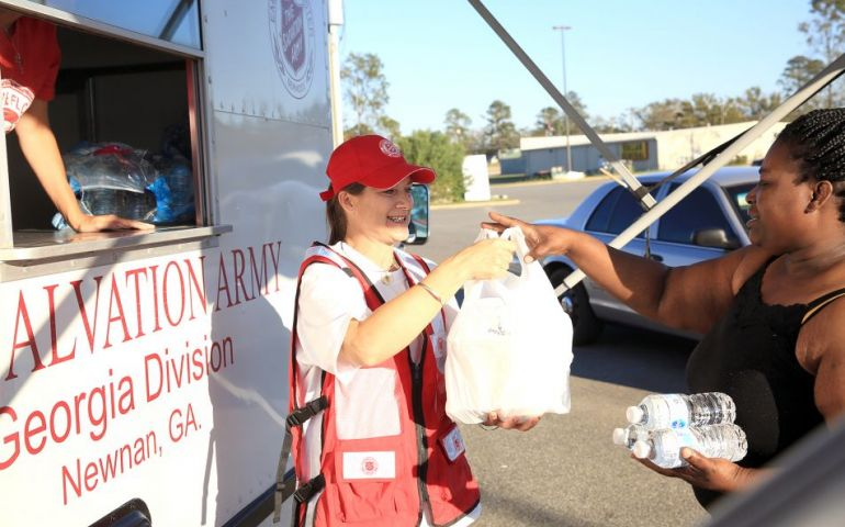The Salvation Army: It's About Others in Blakely, GA