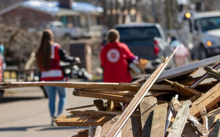 As Compassion Floods the Region, The Salvation Army Welcomes and Prepares to Serve Thousands in Davidson, Wilson and Putnam Counties in Tennessee