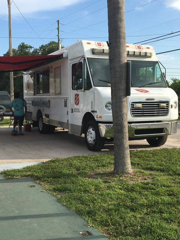 Tropical Depression 9 Enters Gulf - Tampa Bay Salvation Army Prepared to Respond