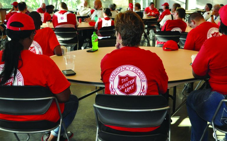 Don't Miss The Salvation Army's May 2019 Disaster Training Summit