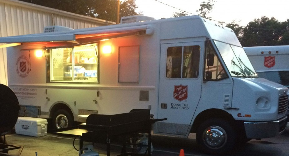 The Salvation Army of North & South Carolina Monitoring Joaquin & Preparing for Flooding