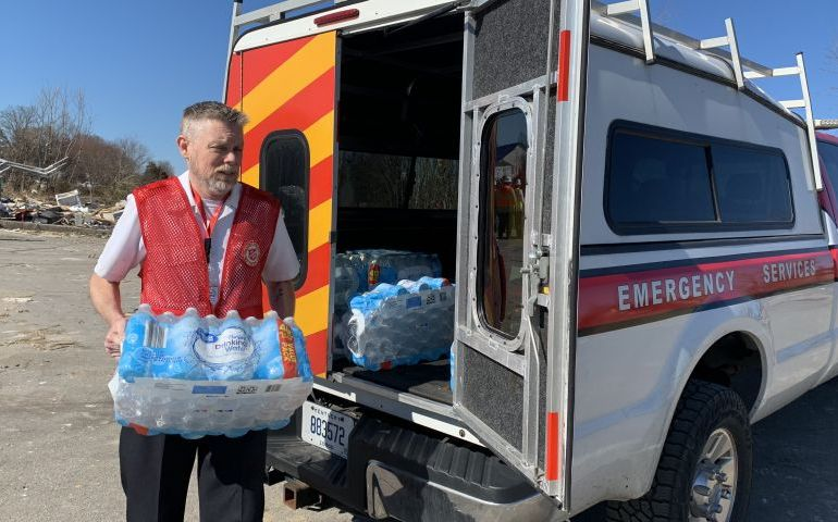Rains Roll Into The Middle Tennessee Region – Salvation Army Prepares for a Greater Need for Emotional and Spiritual Care