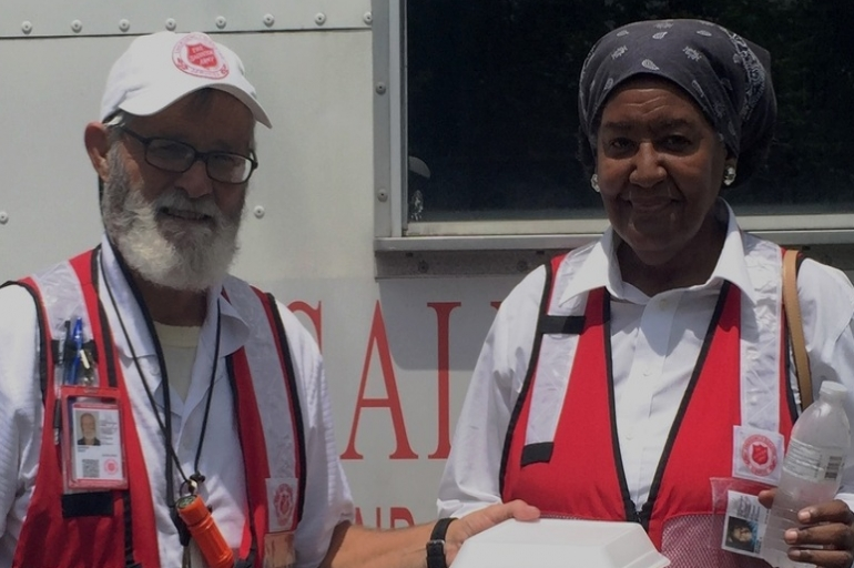 Salvation Army Transitions into Recovery in West Virginia