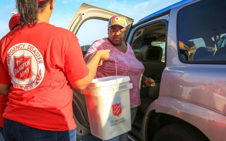 The Salvation Army Continues Aid and Comfort in Tornado-Stricken Georgia