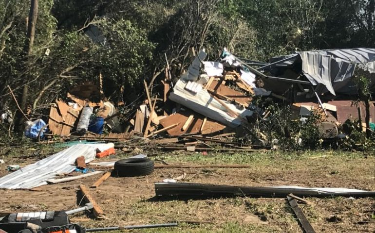 Salvation Army Mobilizes in South Carolina To Provide Tornado Relief