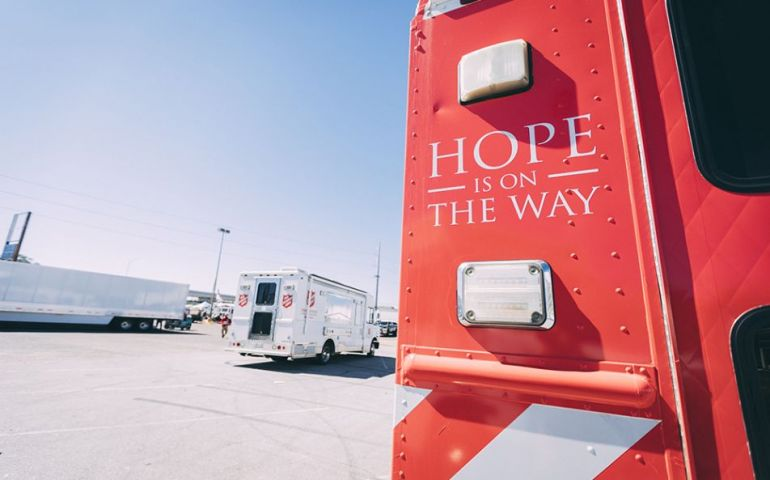 The Salvation Army Prepares For Hurricane Response In The Florida Panhandle