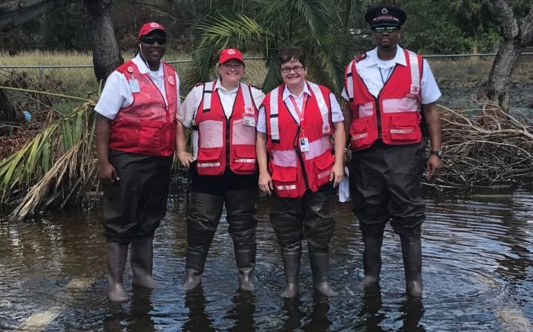 Salvation Army Spiritual Teams Touching Lives in Fort Myers