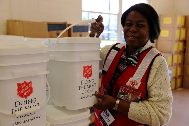 Corporate Partners Support The Salvation Army Relief Efforts in Texas