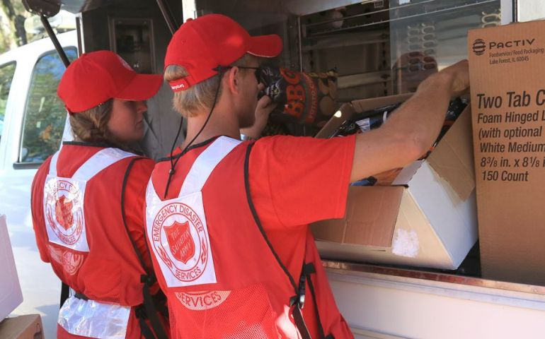 The Salvation Army of Georgia Hurricane Michael Disaster Response Update