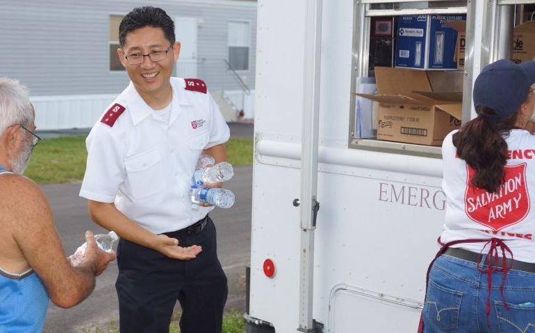 Martin County Salvation Army happy to help wherever needed across wide area
