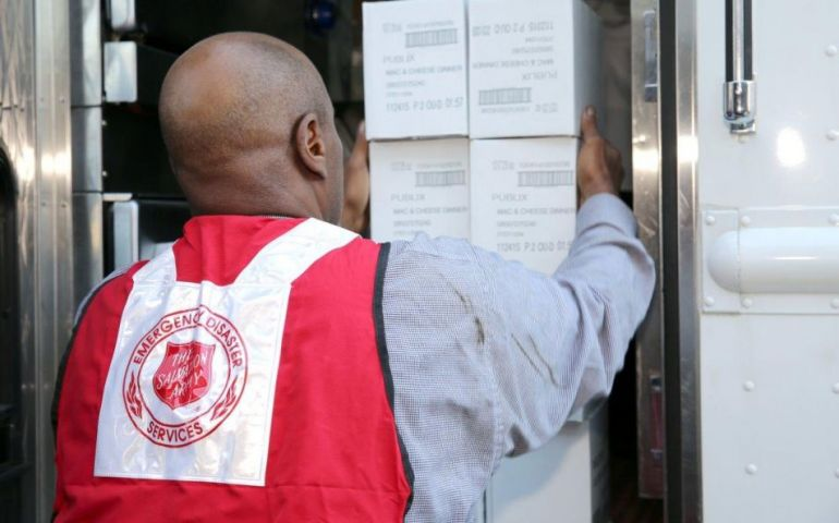 The Salvation Army of the Carolinas - Ready to Serve