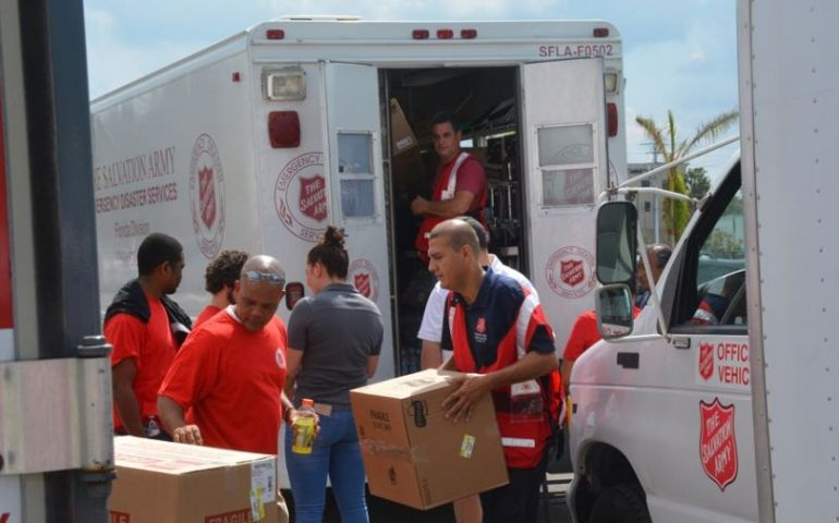 We Are Naples: Salvation Army Continues Irma Relief Efforts in Collier County