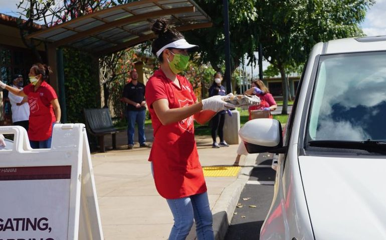 The Salvation Army Kroc Center Hawaii Meets Community Needs Through Emergency Response Efforts