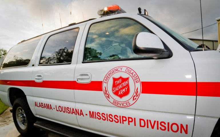 The Salvation Army Monitors and Prepares for Cristobal Along Gulf Coast