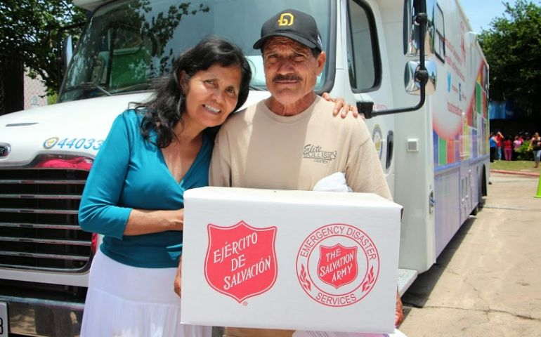 The Salvation Army Response Effort Transitions to Bulk Distribution in Texas Rio Grande Valley