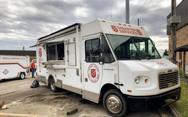 Birmingham Salvation Army Serving After Deadly Tornado