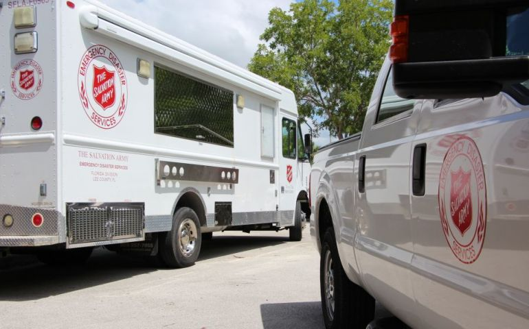 The Salvation Army to Deploy Teams From Florida to Carolinas Ahead of Florence