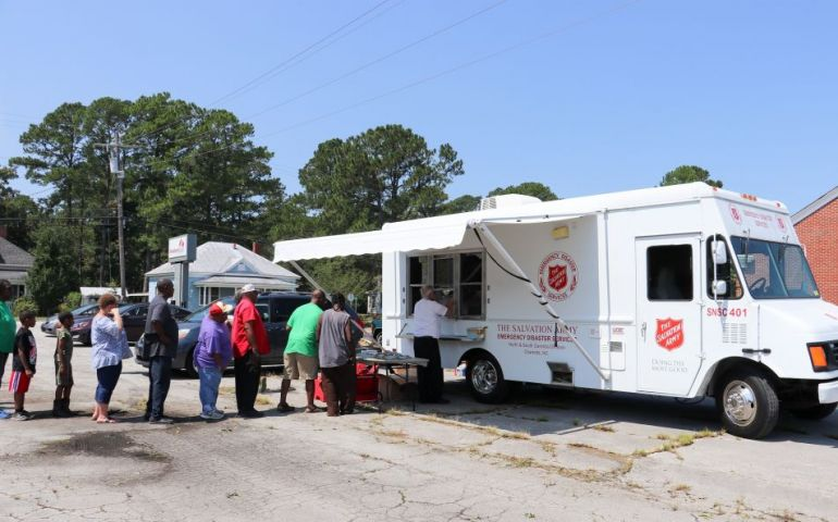 Walmart Donates $250,000 to The Salvation Army for Hurricane Dorian Response
