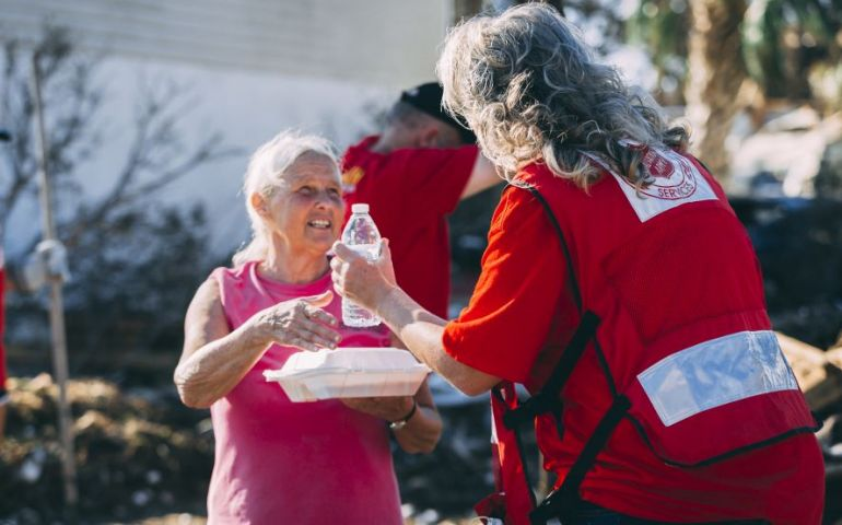 Salvation Army Service Update for the Florida Panhandle