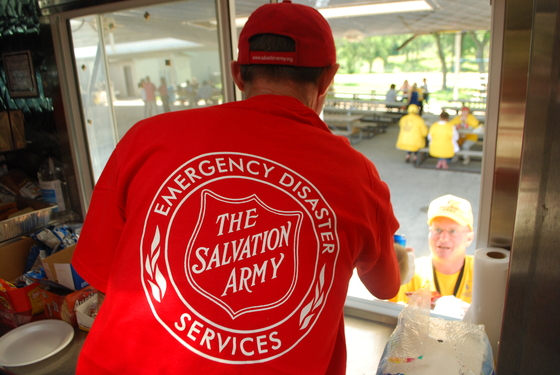 Salvation Army in Texas Ready and Prepared to Respond to Tropical Storm Cindy
