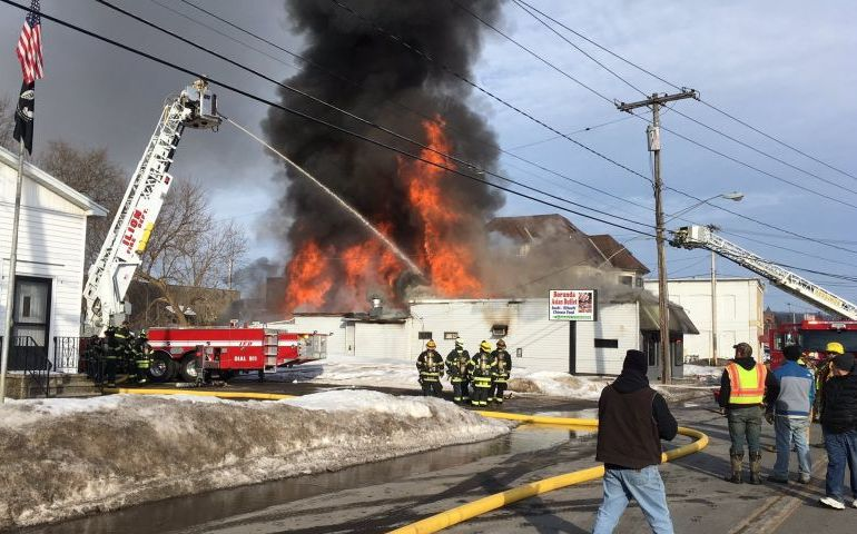 The Salvation Army Herkimer, NY, Assists Family After Fire