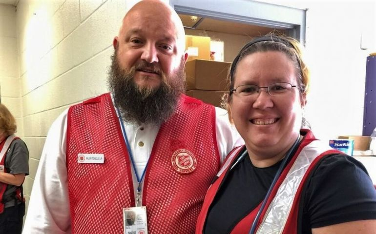 Volunteer Discovered Passion to Serve Others at The Salvation Army