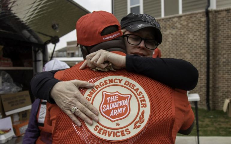 The Salvation Army Prepares to Respond through Forecasted Severe Weather
