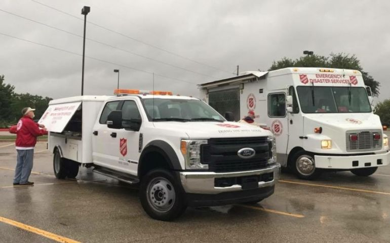 Salvation Army Texas EDS Team Deploying to Florida Ahead of Anticipated Hurricane Dorian Response