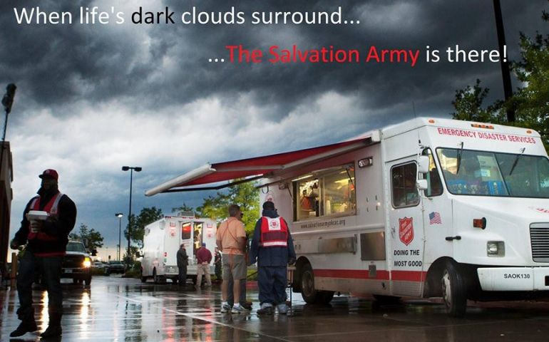 Salvation Army Texas Disaster Team Deploys as Hurricane Florence Approaches