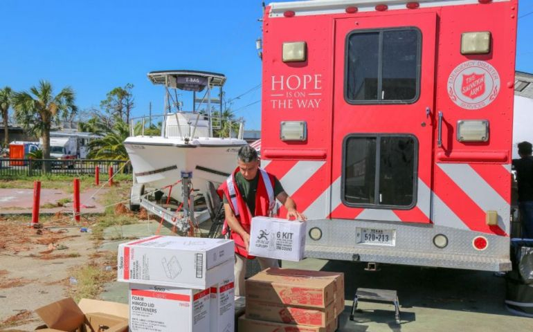 Transitioning from Response to Recovery After Hurricane Michael in Panama City